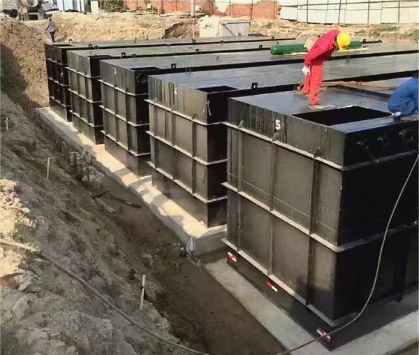 农村一体化生活污水设备